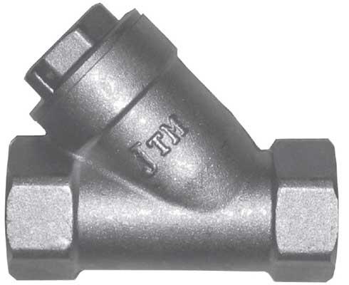 Фильтр осадочный. Крепкий корпус,6-гранные муфты, ДУ от15мм до25мм, заменяемый фильтр.
