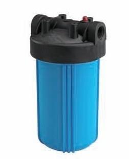 Фильтр предварительной очистки BIG BLUE 10 от механических примесей.