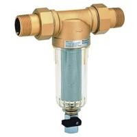 Фильтр предварительной очистки Honeywell FF06-1/2AA от механических примесей, самопромывной.