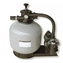 Фильтрационная установка для бассейна 10 м3/ч с насосом SC075 (100 кг)