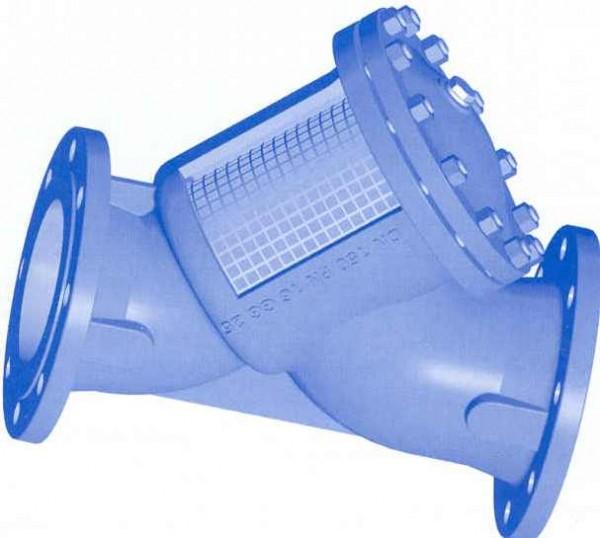 Фильтры фланцевые PN 1,6 МПа, DN 15-300, Т-200 для воды, пара