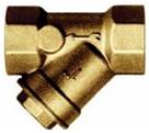 фильтры муфтовые латунные IVR S. p. A, Италия