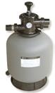 Фильтровальный бак для бассейна, песочный фильтр диаметром 400 мм с верхним или боковым клапаном