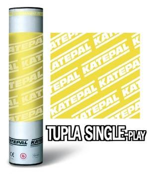 Финишное кровельное покрытие Tupla Single-play