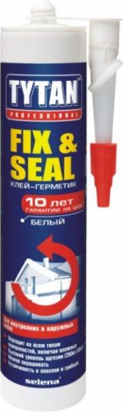 Фото  1 TYTAN Fix & Seal клей-герметик MS Polymer 1811859