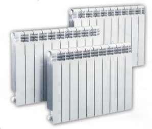 Fondital Solar 500/100 предлагает полный ассортимент отлитых под давлением радиаторов из алюминиевого сплава