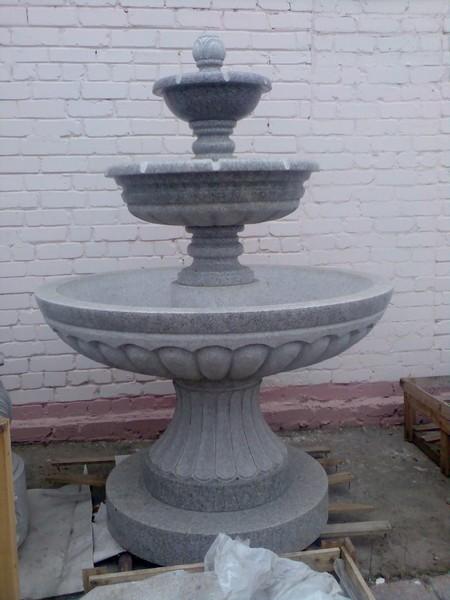 Фонтани з граніту . Гранітні фонтани .