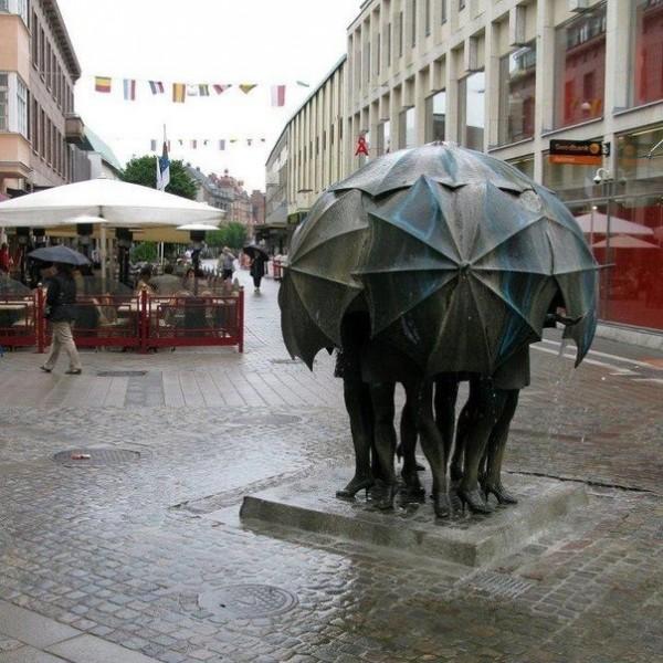 Фонтанная скульптура любой сложности