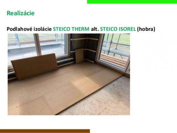 Фото 2 Звукоизоляция Steico 1350*600*30 мм 334653