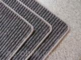 """Грязезащитный ковёр """"Форест"""" серый 5 мм"""