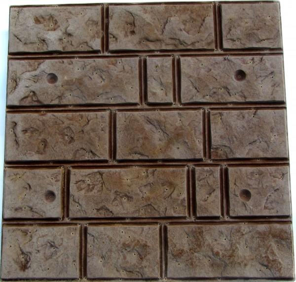 """Формы для полифасада """"Луганский камень"""". Материал АБС пластик 1,5мм или ПВХ 1мм."""