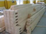 Производство клееного бруса балочного типа, конструкционного типа, хвойных пород различных сечений.