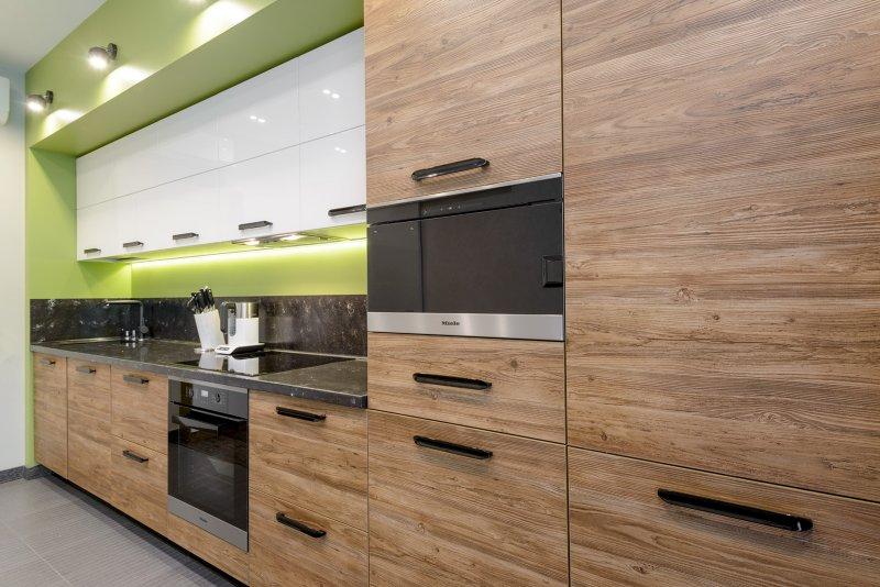 фото кухни фасад Эггер компания Вияр