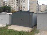 Фото 1 Металевий гараж зі сталі 2,0 мм 303254
