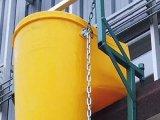 Фото  7 Елементи мусороспуска - прямий, рукав, приймальний рукав, приймальний поверховий рукав 7808826