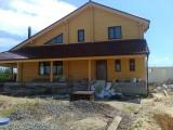 строительство современных деревянных домов, коттеджей, дачных домиков, бань, саун из клееного бруса.