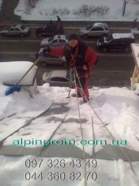 Фото  1 Очистка Крыши от Снега и Льда 1907312