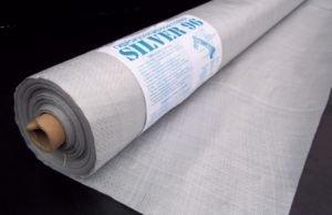 Фото  1 Гидробарьер Silver 96 (двухслойная) Eurovent (75 м2/уп). 1399854