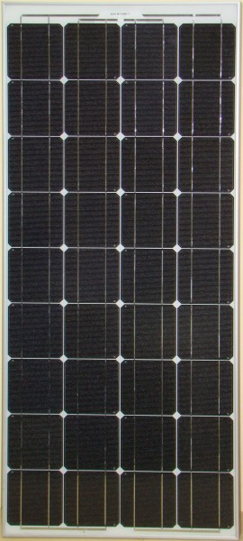 Фотоэлектрический модуль KV-75/12M — Номинальная мощность: 75 Вт; — Напряжение: 12 В;
