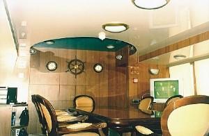 Французские матовые натяжные потолкиЛюбые формы. Алюминиевый профиль. Высокое качество матовых натяжных потолков. Гарантия 10 лет.