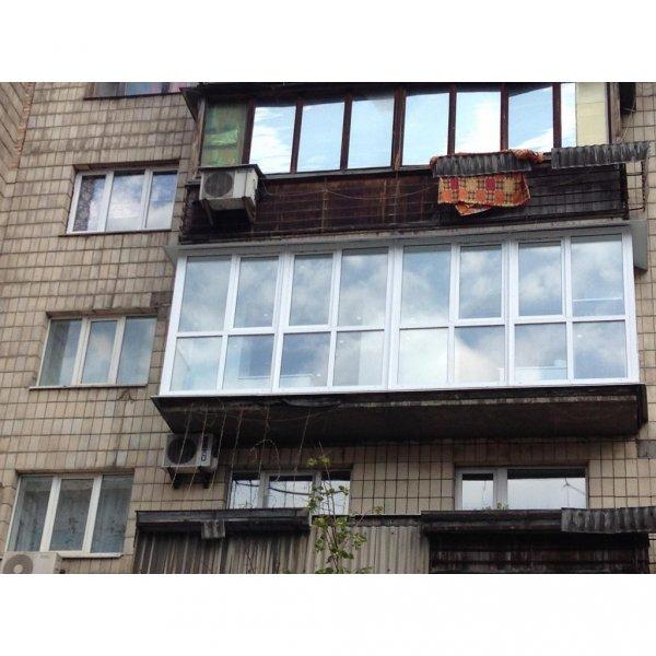 Фото  1 Французский балкон П-образный 1444784