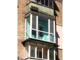 Фото  1 Французский балкон с тонировкой 1444792