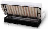 Фреш Клик-кляк диван ППУ Микрофибра белая A32868