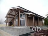 Строительство домов, коттеджей из профилированного массивного бруса.