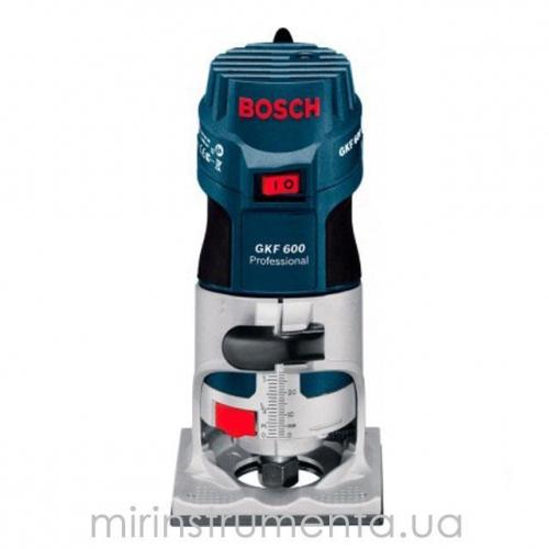 Фрезер кромочный BOSCH GKF 600 BOSCH в L-Boxx (060160A102)