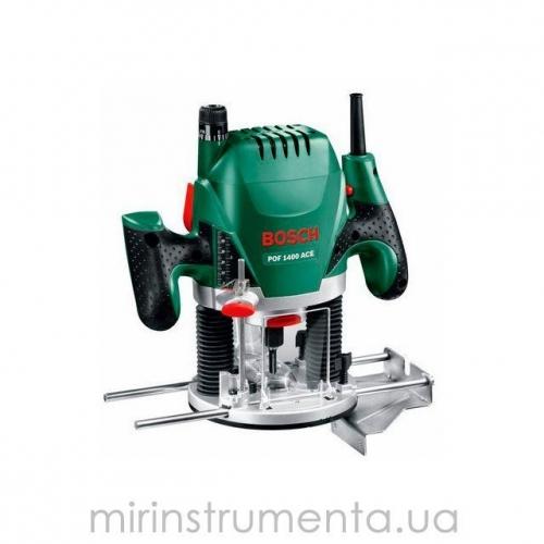 Фрезерная машина Bosch PROF 1400 ACE (060326C820)