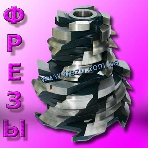 Фрезы по дереву для производства обшивочной доски на деревообрабатывающем оборудование. www. frezu. com. ua