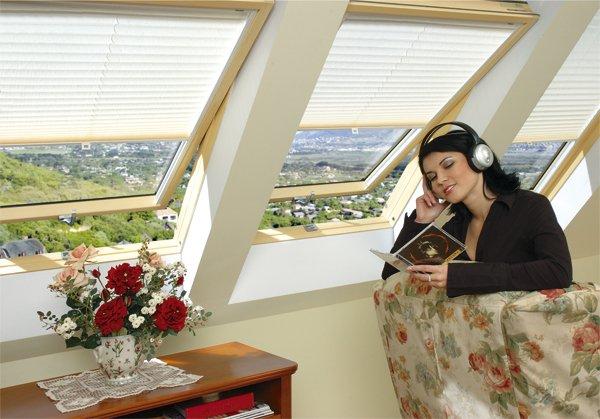 Поворотные окна Fakro FTP-V U3 (55*78)