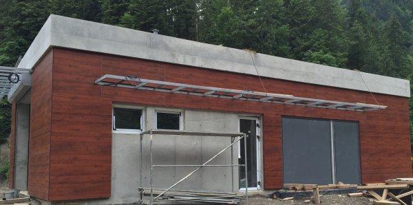 Фото 7 Вентильовані фасади,облаштування басейнів,будівництво терас та інше. 327016