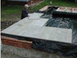 Фото  5 Цементно-стружечная плита ЦСП для изготовления фундамента с использованием несъемной опалубки. Толщина 56 мм. 5946528
