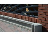 Фото  3 Фундамент для заборов , под бетонные столбики под клинкер 250х380х2460/2960мм 246 см 2299029