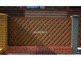 Фото  5 Фундамент для заборов , под бетонные столбики под клинкер 250х580х2460/2960мм 246 см 2299029