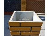 Фото  7 Фундамент для заборов , под бетонные столбики под клинкер 250х780х2460/2960мм 246 см 2299029