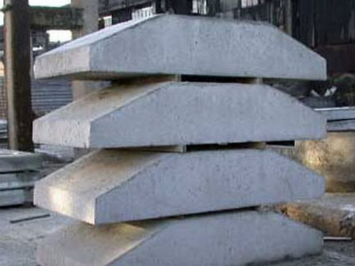 Фундамент ленточный ФЛ 6.24-2 2,38х0,6х0,3