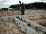 Фото  6 Цементно-стружечная плита ЦСП для изготовления фундамента с использованием несъемной опалубки. Толщина 66 мм. 6946528