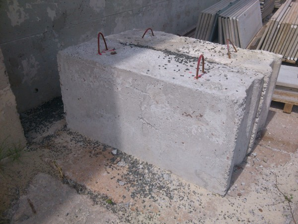 Фундаментные блоки ф б с