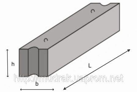 Фото  1 Фундаментные блоки 24.4.6т, доставка на объекты 1906212