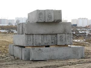 фундаментные блоки харьков