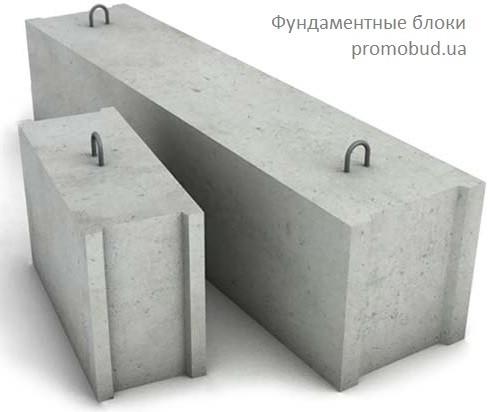 фундаментный блок - фото