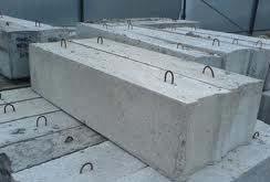 Фундаментные блоки всех размеров с доставкой на объект.