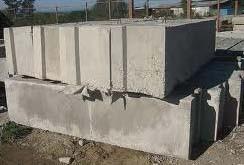 Фундаментные блоки всех размеров с доставкой по Киеву и области на объект покупателя.