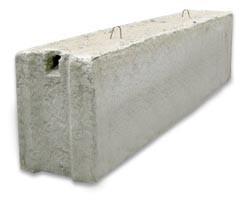 Фундаментный блок ФБС 12.3.6Т