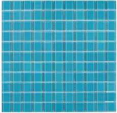 плитка мозаика Fusion Azul 300x300x4