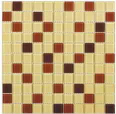 плитка мозаика Fusion Beige Mix 300x300x4
