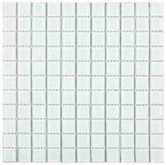 плитка мозаика Fusion White 300x300x4мм