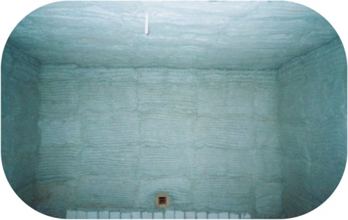 Футеровочные материалы для огнеупорной изоляции из керамоволокна на 1260 и 1425 градусов. Киев